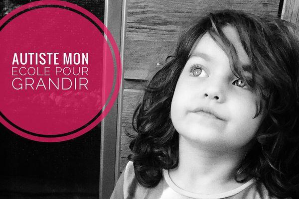 Lili Rose, âgée de 5 ans, est atteinte d'autisme et fait de gros progrès grâce à la méthode A.B.A.