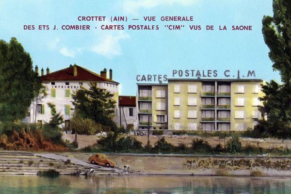 Le site des cartes postales CIM