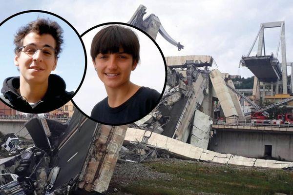 Alexandre et Lorella ont enquêté pour comprendre comment des immeubles et des ponts peuvent s'effondrer dans leurs villes.