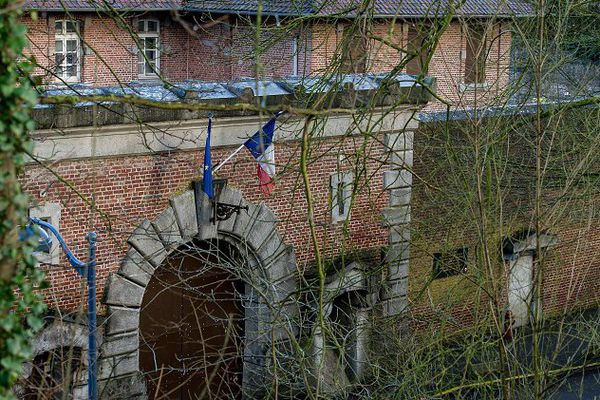 La maison d'arrêt d'Arras