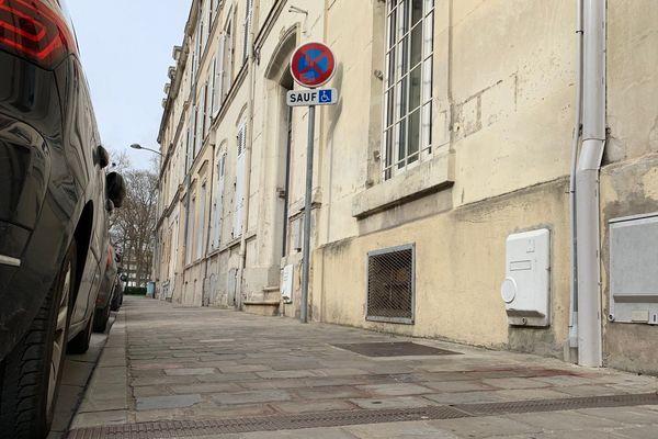 L'altercation mortelle a eu lieu le 9 mars 2019 rue Jeanne-d'Arc, dans le centre-ville de Reims.