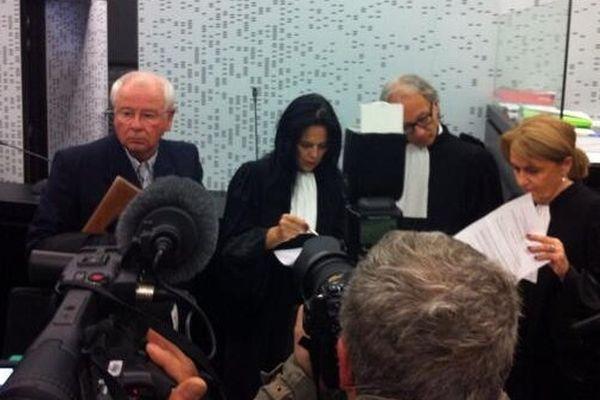 Philip Plisson à l'ouverture du procès ce mercredi