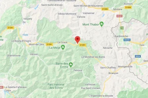 Le col du Lautaret se situe dans les Hautes-Alpes et culmine à 2058 mètres d'altitude
