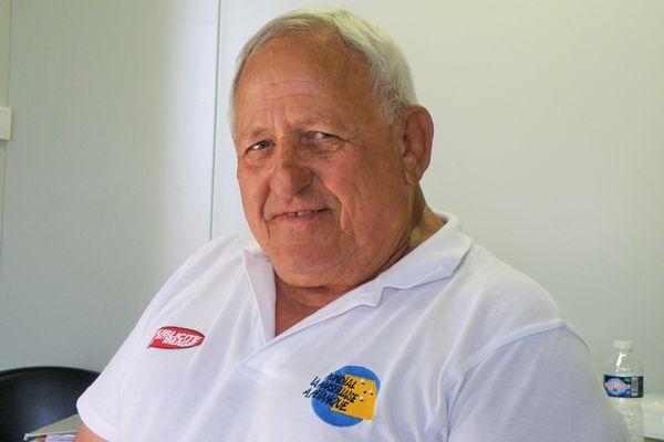 Armand Fernandez, 66 ans, bénévole pour La Marseillaise depuis 21 ans