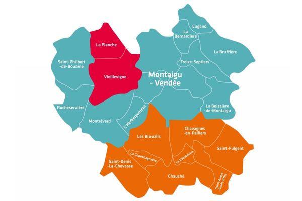 "Le centre de vaccination ""Terres de Montaigu"" a lancé son VacciBus depuis le 20 mai."