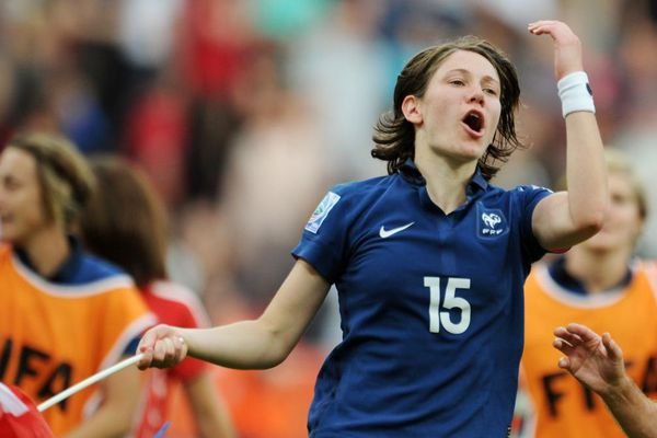 La Sedanaise Elise Bussaglia rejoindra le club de Dijon en janvier 2019