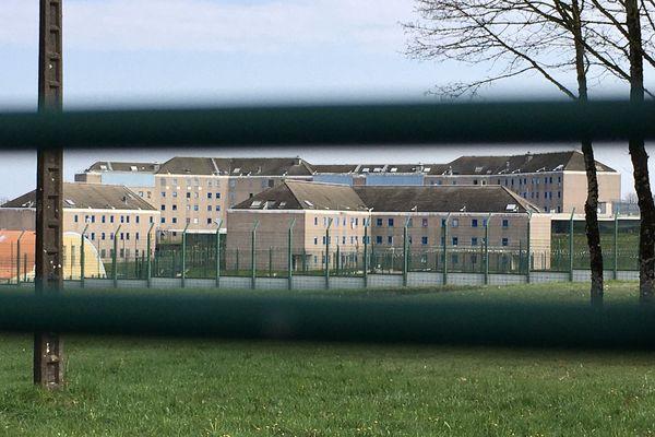 Le centre de détention d'Uzerche n'a pas connu de nouvelle flambée de violence depuis la mutinerie des 22 et 23 mars.