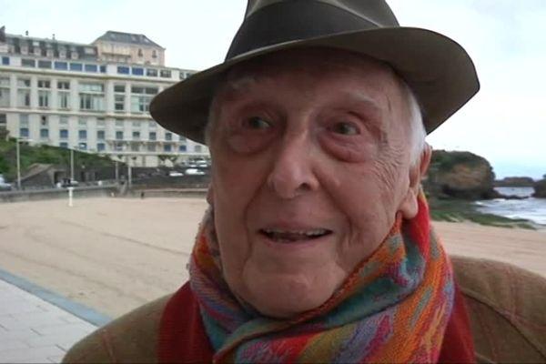 Le Bordelais Daniel Cordier, compagnon de la Libération.