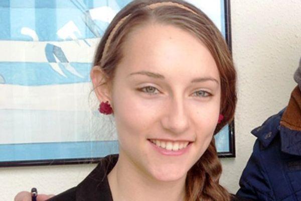 Caroline Houriet, 18 ans, lycéenne à Calais, a obtenu la meilleure moyenne jamais obtenue au bac : 21,18 !