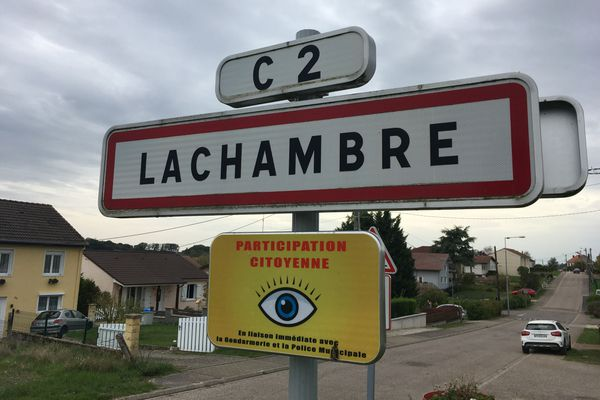 Lachambre. Moselle