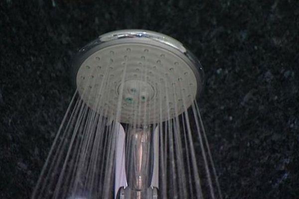 Avec l'invention de Nicolas Pasquier, la douche devient un moment de détente et de bien-être.