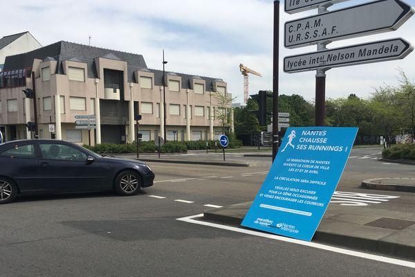Les infos pratiques pour circuler malin dimanche 28  avril dans Nantes