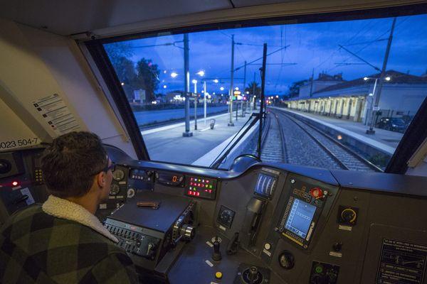Les plus grosses perturbations sont attendues sur le rail, avec un trafic TER au ralenti.