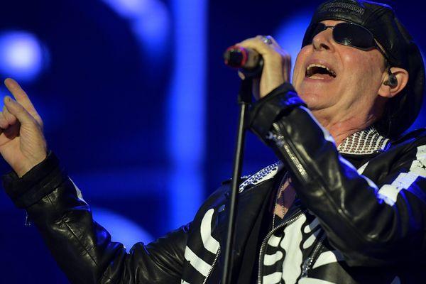Scorpion se produira au festival de Poupet le 16 juillet  2019