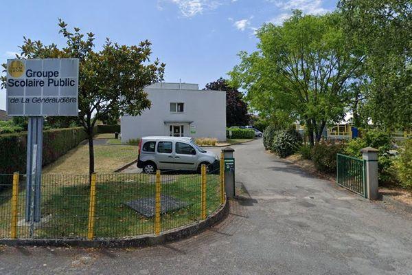 Le groupe scolaire de la Généraudière à La Roche sur Yon