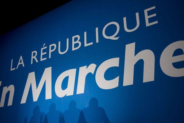 La permanence d'Alexandre Aïdara, le candidat LREM à la mairie de Saint-Denis, a été dégradée (illustration).