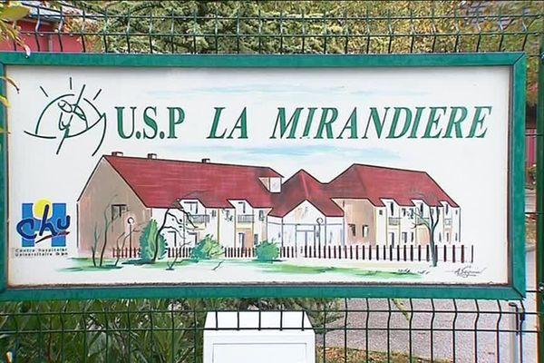 L'unité de soins palliatifs de La Mirandière, à Quetigny, en Côte-d'Or