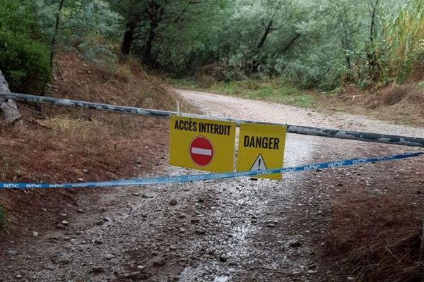 Roc d'Azur 2018 : annulation de l'épreuve du 11 octobre en raison des intempéries