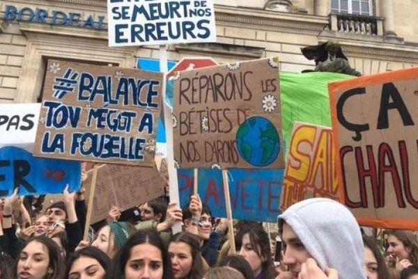 Marche pour le climat 15 mars 2019