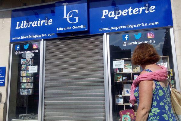 librairie Guerlin REIMS
