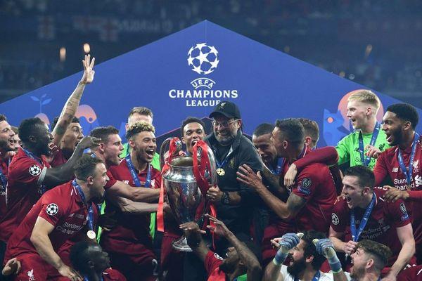Liverpool, vainqueur de la dernière édition de la Ligue des Champions.