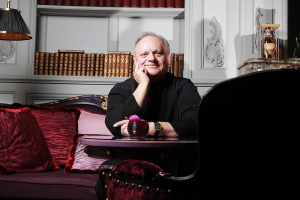 Joël Robuchon : le Poitevin est le chef le plus étoilé au monde
