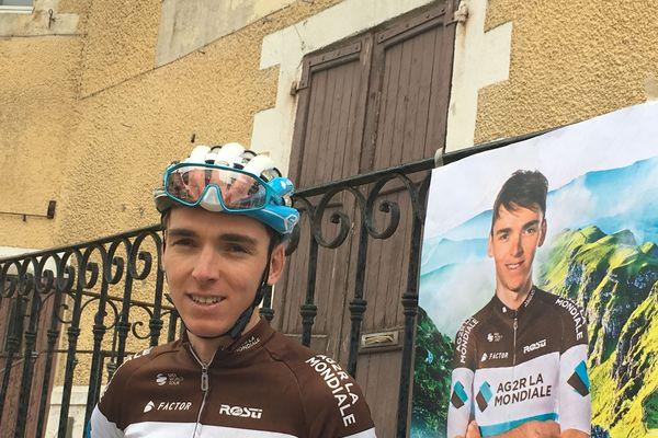 Le cycliste altiligérien Romain Bardet était présent à Aurillac le 15 juin 2018 pour présenter un parcours cycliste qui porte son nom : deux circuits traversant le Cantal seront ouverts pour les cyclistes amateurs de tous niveaux.
