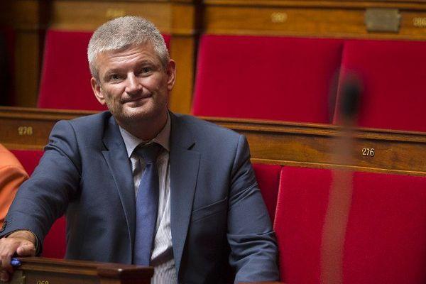 Olivier Falorni, député de Charente-Maritime