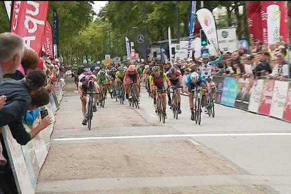 Alexis Vuillermoz remporte le Tour du Limousin