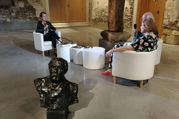 Enregistrement de l'émission Dimanche en Politique au musée Clémenceau-de Lattre