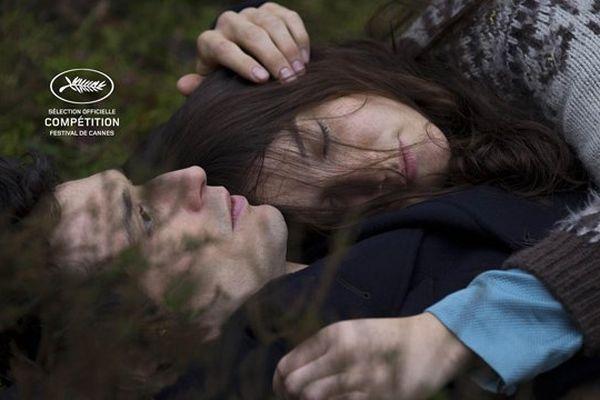 """La première image du film de Valérie Donzelli """"Marguerite et Julien"""" avec les comédiens Jérémie Elkaïm et Anaïs Demoustier"""