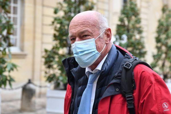 Le président de la région Nouvelle-Aquitaine Alain Rousset en septembre 2020.