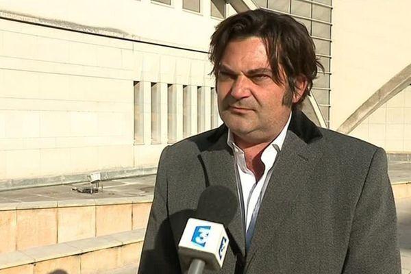Randall Schwerdorffer, avocat de Jonathan Daval.