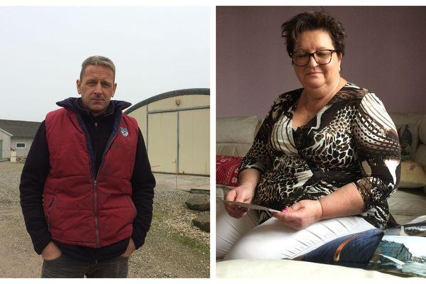 Frédéric Ott et Patricia Rauch ont été durement touchés dans leurs exploitations agricoles en 1999 lors de la tempête Lothar