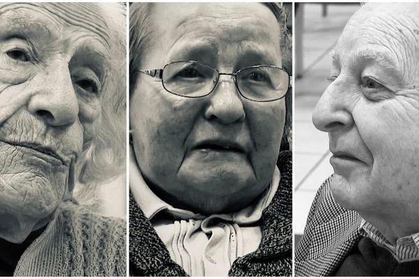 Christiane Schaetzel, Jeanine Nicolas et Bernard Sellier : trois résidents d'un Ehpad de Reims, nous ont livrés leurs impressions sur le vaccin contre la covid 19.