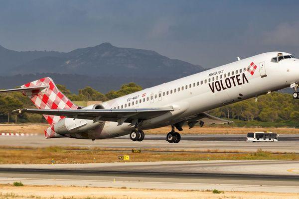 Palma est l'une des nouvelles destinations desservies par la compagnie Volotea au départ de Deauville
