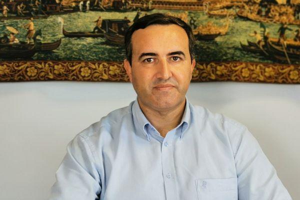 Le maire de Saubens Jean-Marc Bergia.
