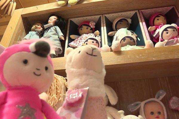 Les jouets traditionnels remportent beaucoup de succès