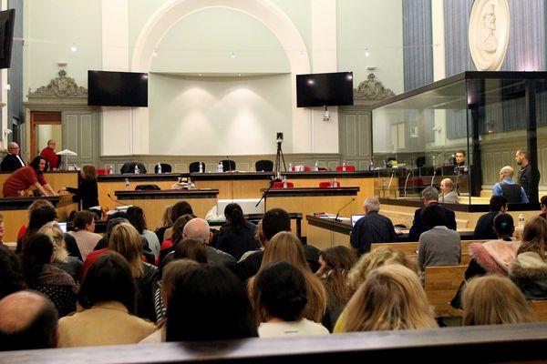 Le procès Rançon, à Perpignan est ouvert au public.