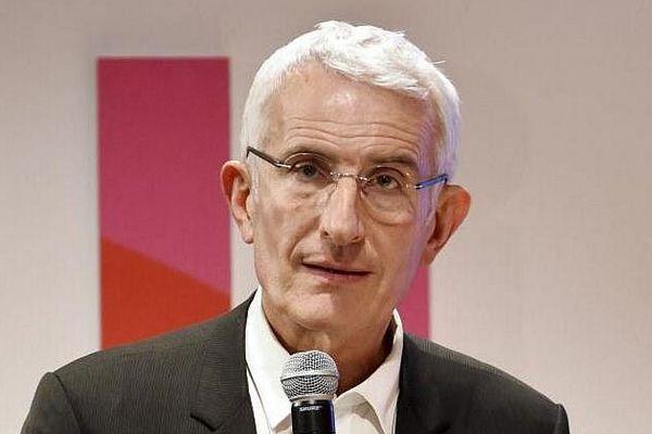 Guillaume Pépy, président de la SNCF - 2017.