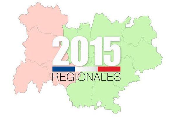 La nouvelle région Auvergne-Rhône-Alpes