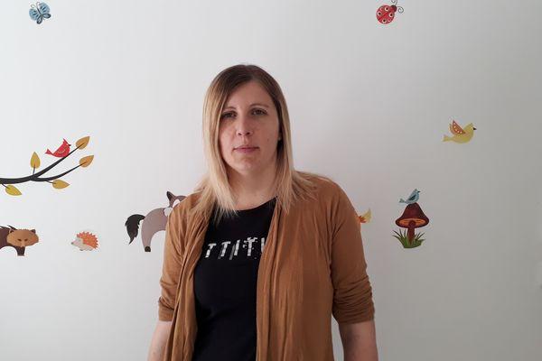 Chrystelle Bonamy, assistante maternelle à Monts en Indre-et-Loire