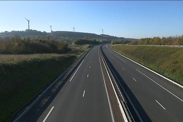 L'autoroute A84 peut de nouveau être empruntée dans les deux sens depuis ce mercredi
