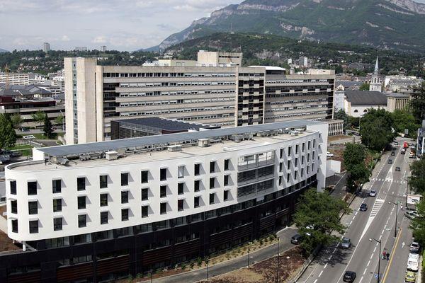 La fillette victime de méningite a été hospitalisée à Chambéry, elle est maintenant hors de danger. Photo d'illustration.