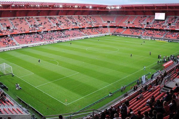 Le stade du Hainaut, à Valenciennes, accueillera six matches de la Coupe du monde féminine de football 2019.