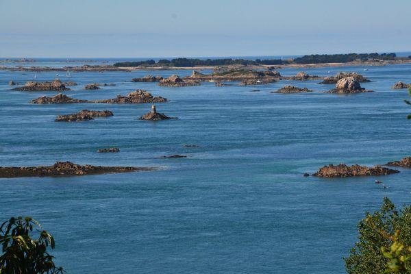 L'ile Béniguet fait partie de l'archipel de Bréhat