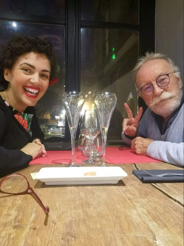 Morgan Spengler et Jacques Ettel n'ont qu'une hâte : se revoir !