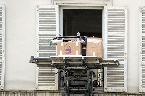 Les déménagements restent autorisés pendant le confinement, sous certaines conditions. (Illustration)