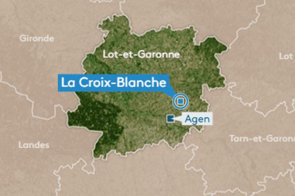 Deux accidents se sont produits à La Croix-Blanche, sur la RN21, ce dimanche 9 septembre.