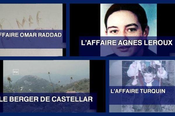 Raddad, Turquin, Agnelet, Castellar, de noms, des lieux que les Azuréens gardent en mémoire.